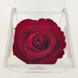 Rosa Cube 8x8 Rossa